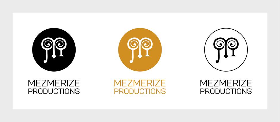 Mezmerize Productions brand logos