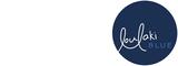 Loulaki Blue logo